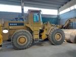 Caterpillar 966E wheel loader - Lot 15 (Auction 5665)