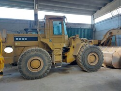 Caterpillar 966E wheel loader - Lot 15 (Auction 5665)