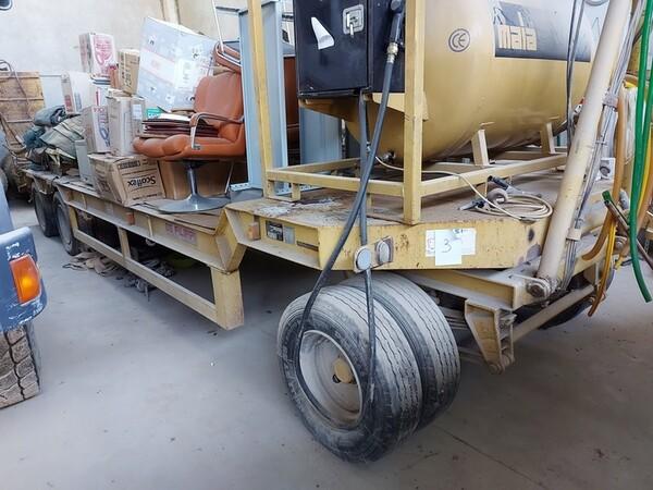 2#5665 Rimorchio De Filippi R28NA in vendita - foto 1