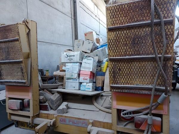 2#5665 Rimorchio De Filippi R28NA in vendita - foto 3