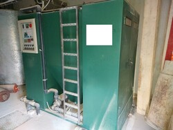 Portotecnica pressure washer and Eco Steel Box purification plant - Lot 21 (Auction 5665)