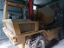 Fratelli Dieci mixer - Lot 22 (Auction 5665)
