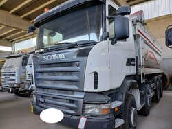 Scania truck - Lot 5 (Auction 5665)
