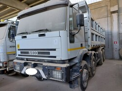Iveco truck - Lot 6 (Auction 5665)
