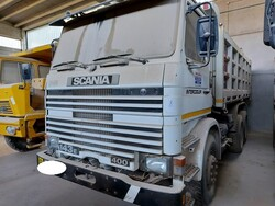 Scania truck - Lot 7 (Auction 5665)