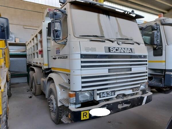 7#5665 Autocarro Scania in vendita - foto 2