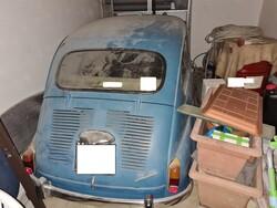 1/4 di quota di autovettura Fiat 600D - Lotto 1 (Asta 5668)