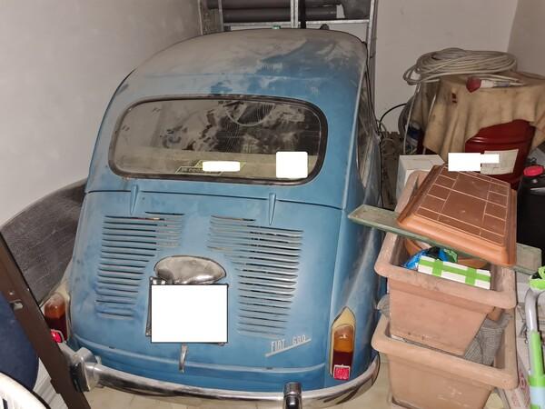 1#5668 Autovettura Fiat 600D in vendita - foto 1