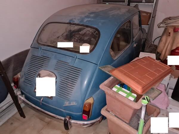 1#5668 Autovettura Fiat 600D in vendita - foto 2