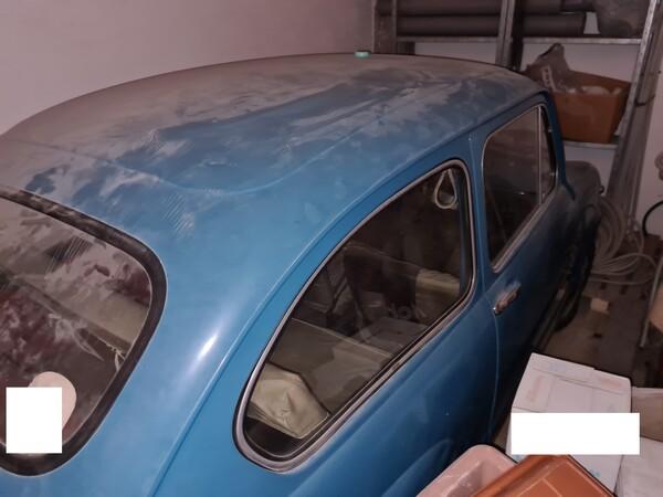 1#5668 Autovettura Fiat 600D in vendita - foto 3