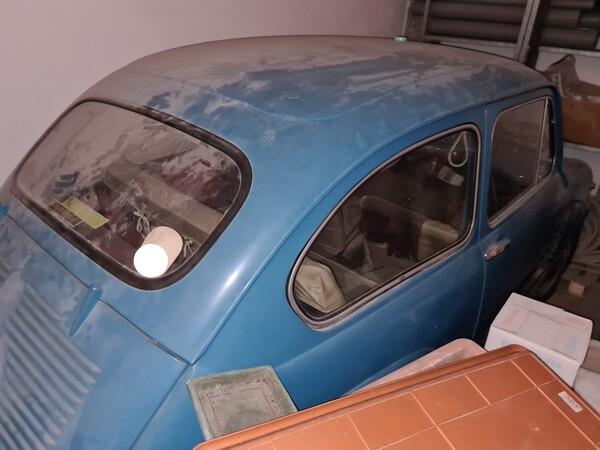 1#5668 Autovettura Fiat 600D in vendita - foto 4