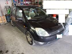 Autovettura Ford Fiesta - Lotto 3 (Asta 5668)