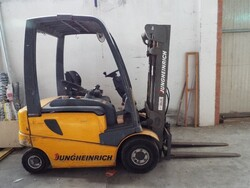 Jungheinrich forklift - Lot 2 (Auction 5672)