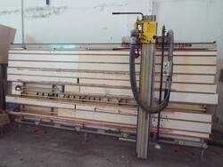 Vertical belt saw - Lot 4 (Auction 5672)