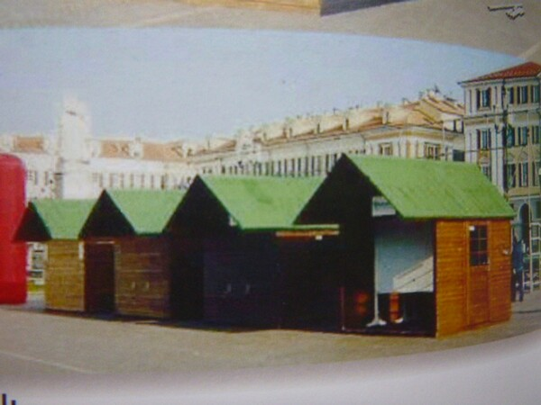 1#5675 Casette ottagonali e gazebo in vendita - foto 3