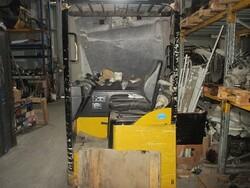 Yale forklift - Lot 7 (Auction 5679)