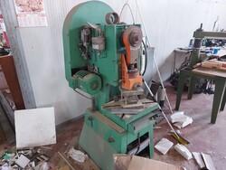 Attrezzature per lavorazione alluminio e punzonatrice Telwin - Asta 5684