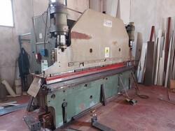 Colmar press brake - Lot 4 (Auction 5684)