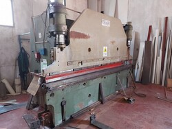 Colmar press brake - Lote 4 (Subasta 5684)