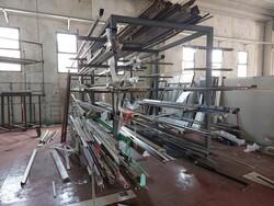 Makita drill and aluminum materials - Lot 6 (Auction 5684)