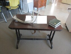 Classic desk and TV stand - Lot 27 (Auction 5686)