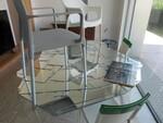 Tavolo a specchio Edra - Lotto 5 (Asta 5686)