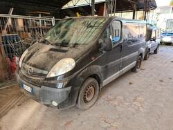 Opel Vivaro van and Fiat Doblò van - Auction 5688