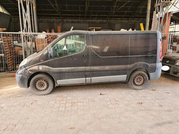 1#5688 Furgone Opel Vivaro in vendita - foto 2