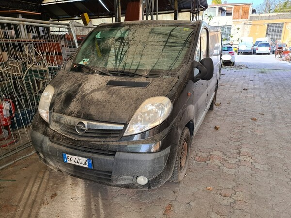 1#5688 Furgone Opel Vivaro in vendita - foto 6