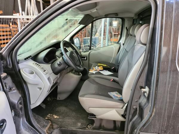 1#5688 Furgone Opel Vivaro in vendita - foto 13