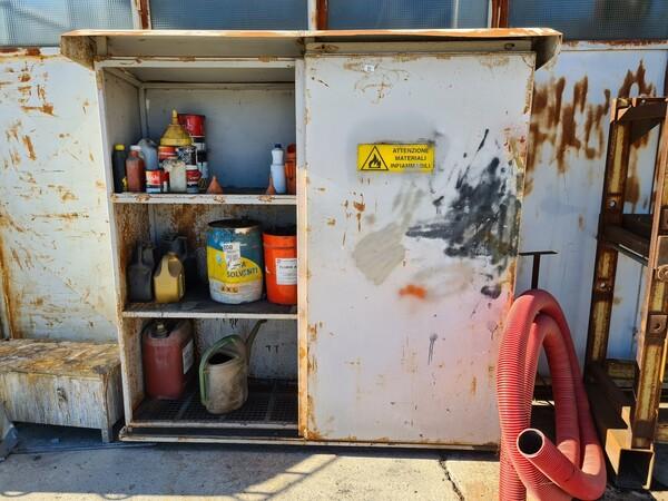 1#5695 Attrezzature e arredi officina in vendita - foto 76