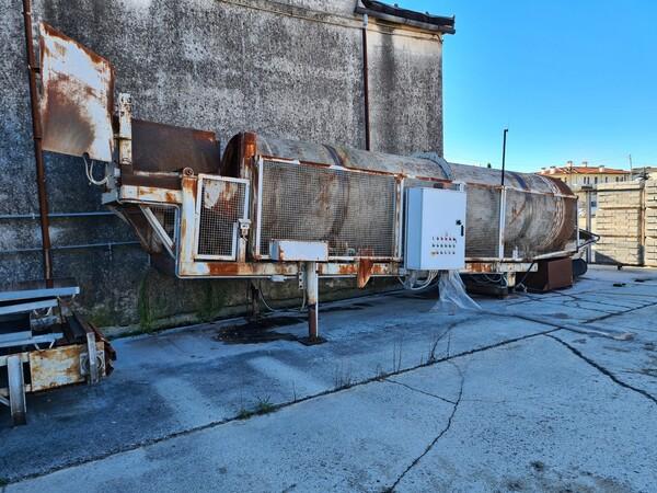 11#5695 Impianto di burattatura in vendita - foto 1