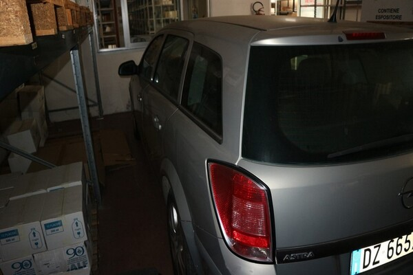 1#5699 Autovettura Opel Astra in vendita - foto 7