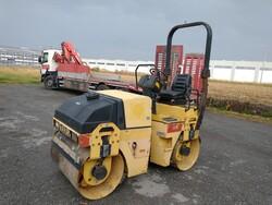 Dynapac CC102 roller compactor - Lot 13 (Auction 5701)
