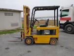 Muletto elettrico Caterpillar FC50 - Lotto 5 (Asta 5701)