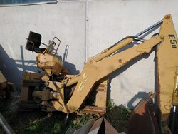 Benfra E5U backhoe - Lot 9 (Auction 5701)