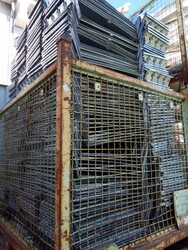 Metalsistem shelving containers - Lot 250 (Auction 5702)