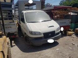 Hyundai trucks and Caterpillar forklift - Auction 5703