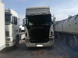 Motrice Scania