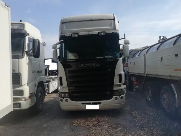 4#5708 Motrice Scania in vendita - foto 1