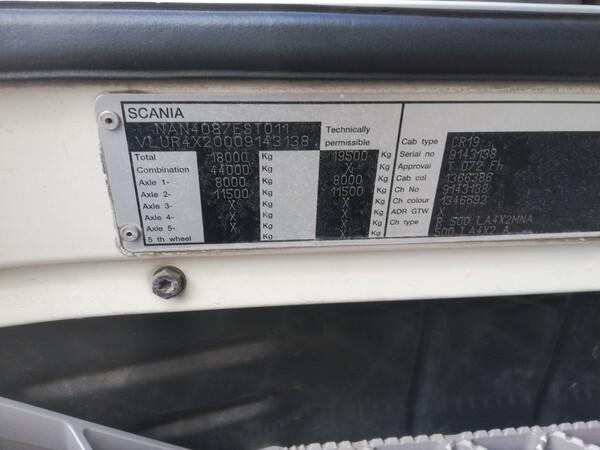 4#5708 Motrice Scania in vendita - foto 7