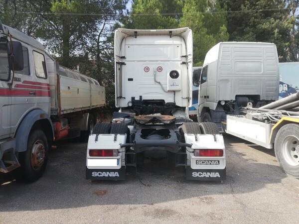 4#5708 Motrice Scania in vendita - foto 9