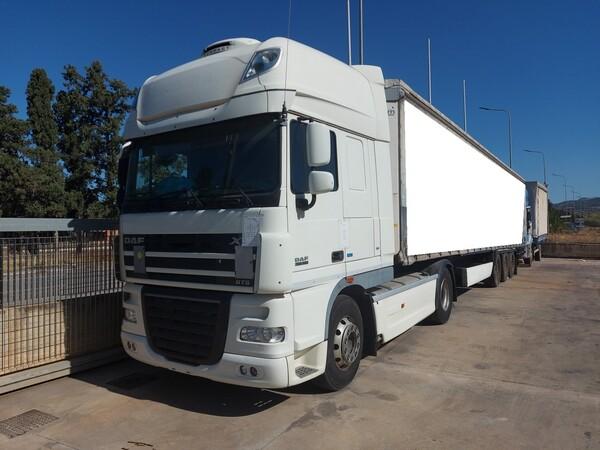 6#5708 Motrice Daf Trucks in vendita - foto 1