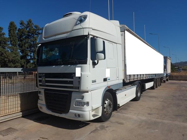 6#5708 Motrice Daf Trucks in vendita - foto 53