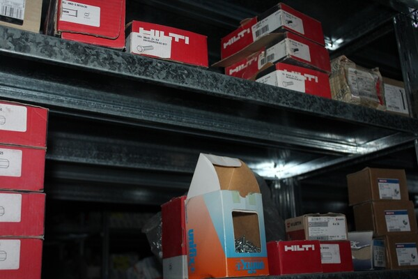 18#5709 Materiale elettrico e piccola ferramenta in vendita - foto 21