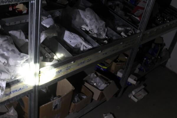 18#5709 Materiale elettrico e piccola ferramenta in vendita - foto 34
