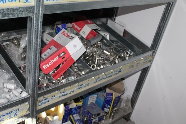 18#5709 Materiale elettrico e piccola ferramenta in vendita - foto 37