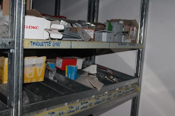 18#5709 Materiale elettrico e piccola ferramenta in vendita - foto 38