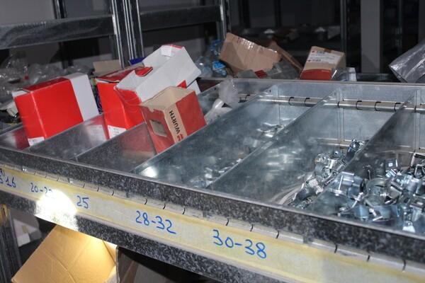 18#5709 Materiale elettrico e piccola ferramenta in vendita - foto 44