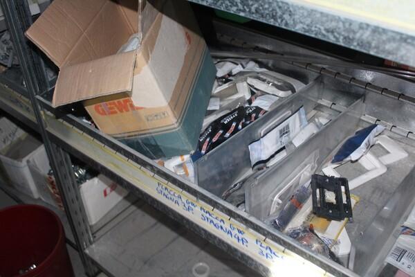 18#5709 Materiale elettrico e piccola ferramenta in vendita - foto 46